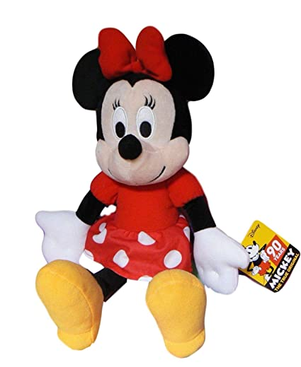 4ef81735d7e Amazon.com  Kohls Cares Minnie Mouse Plush Toy 14