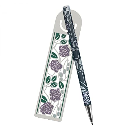 Masonic Ballpoint Pen and Bookmark Set in Presentation Box