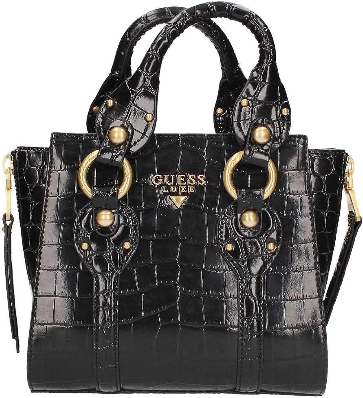 Guess Hwrecrl9114 Shoulder bag Women Black TU: Amazon.co.uk