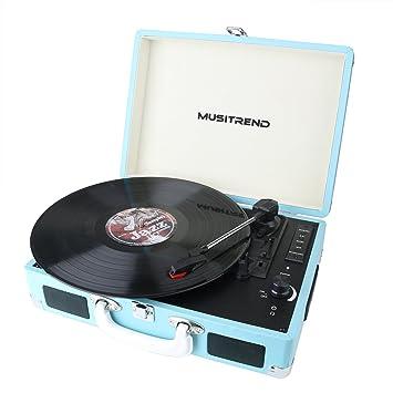 Amazon | Musitrend レコードプ...