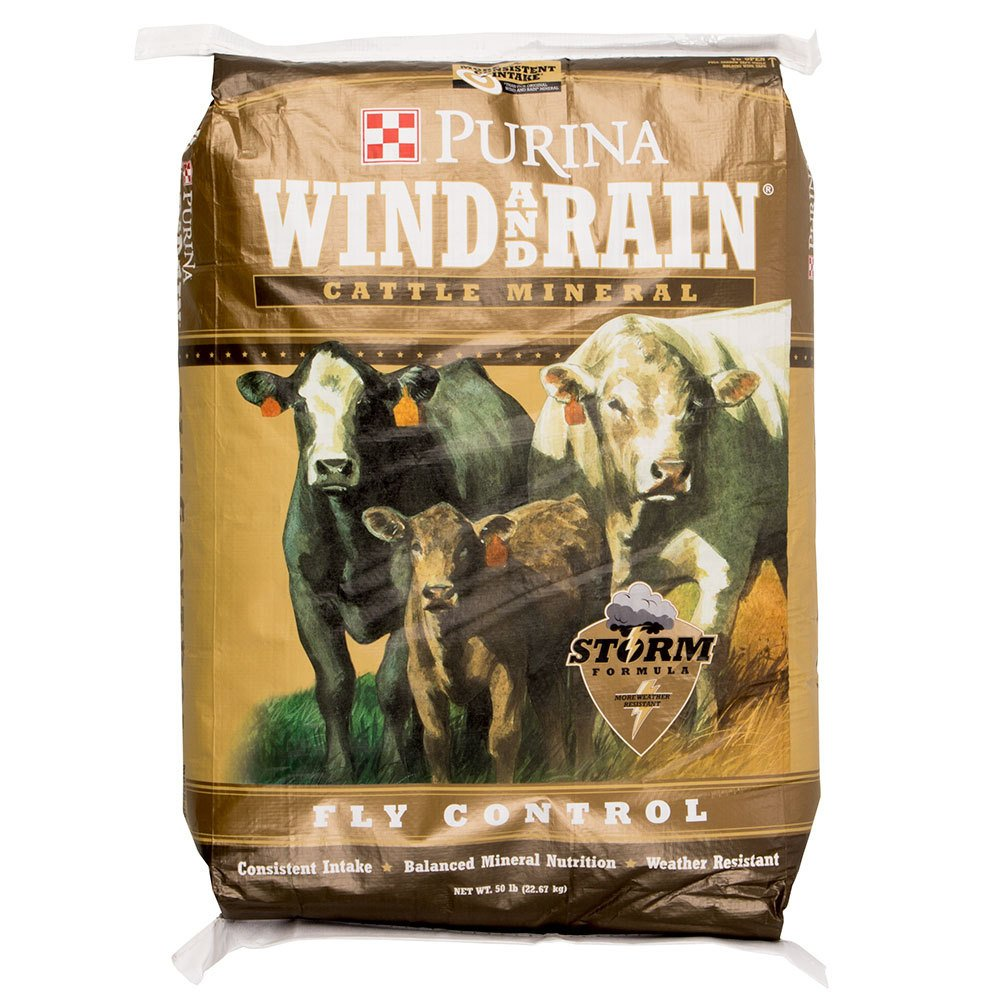 Purina Animal Nutrition Purina Wind and Rain Storm Texas All Season Complete by Purina Waggin' Train (Image #1)