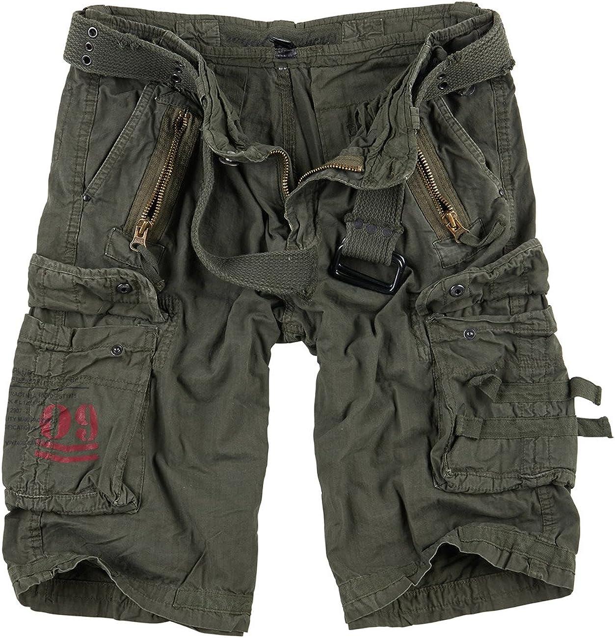 Surplus Hombre Royal Shorts Royal Green