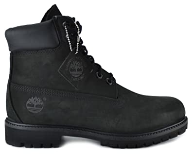 Timberland 6In Basic Waterproof- Black boots