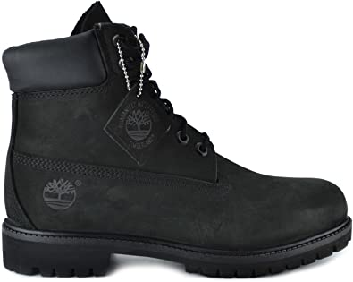 influenza Prefijo falso  Amazon.com: Timberland 10073 - Botas impermeables básicas para hombre,  color negro: Shoes