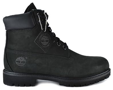 Timberland Men s 6-Inch Basic Waterproof Boots Black 10073 (8 D(M) 71e667de0