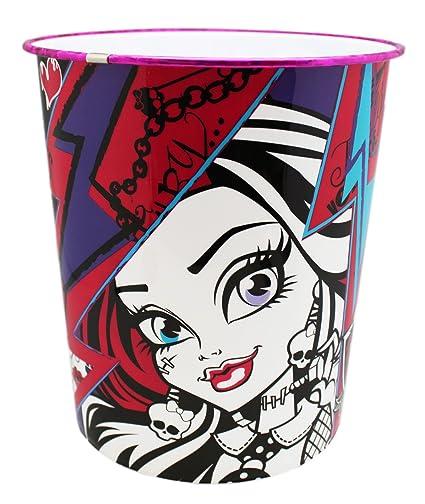 Dreamworks/' Trolls /'Show Me A Smile/' Wastebasket Waste Basket//Trash Can//Wastecan