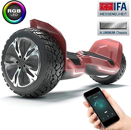 Hoverboard patín eléctrico HX510