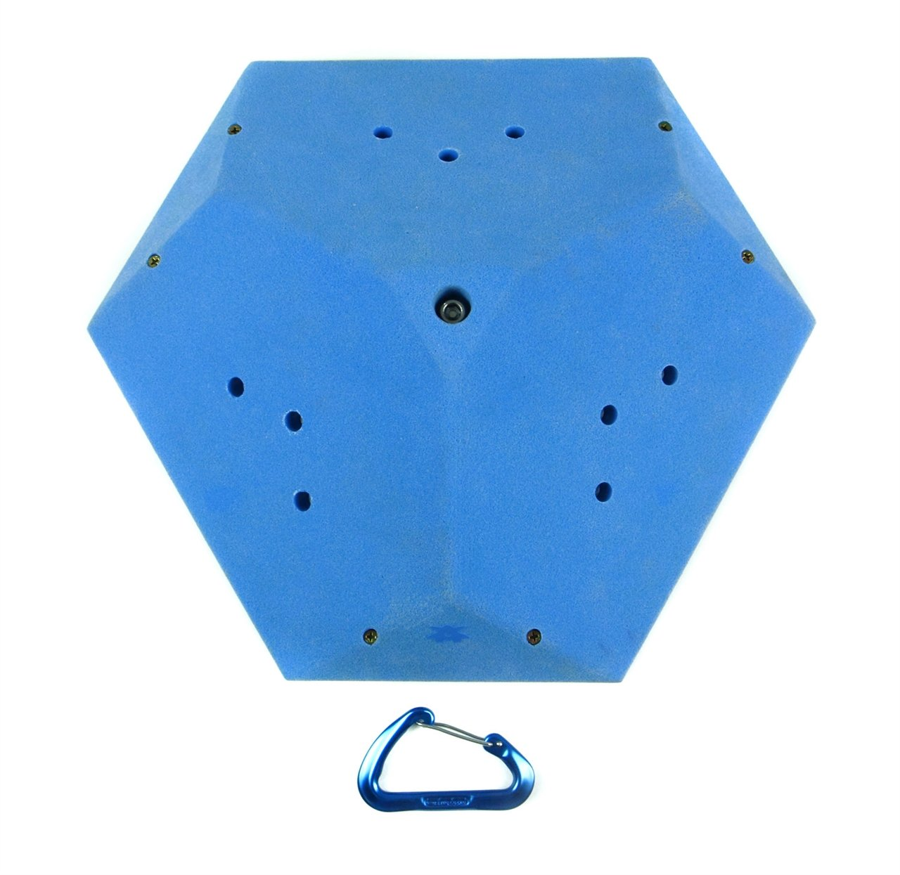 Volumes #8 (Low Profile Large Surface Triangle) | Climbing Holds | Blue