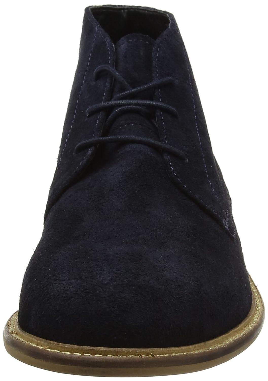 KG by Kurt Geiger Herren Hayle NP Desert Boots Blau Navy