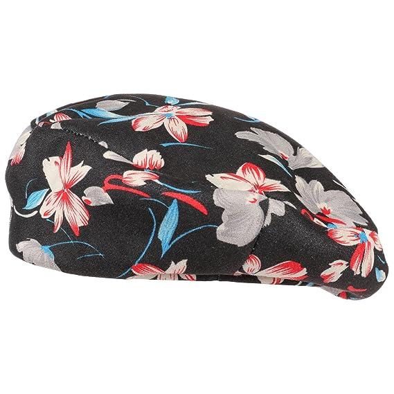 b2db6f557794c Brixton Floral Beret Women´s Summer  Amazon.co.uk  Clothing