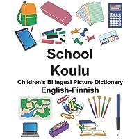 English-Finnish School/Koulu Children's Bilingual Picture Dictionary (FreeBilingualBooks.com)