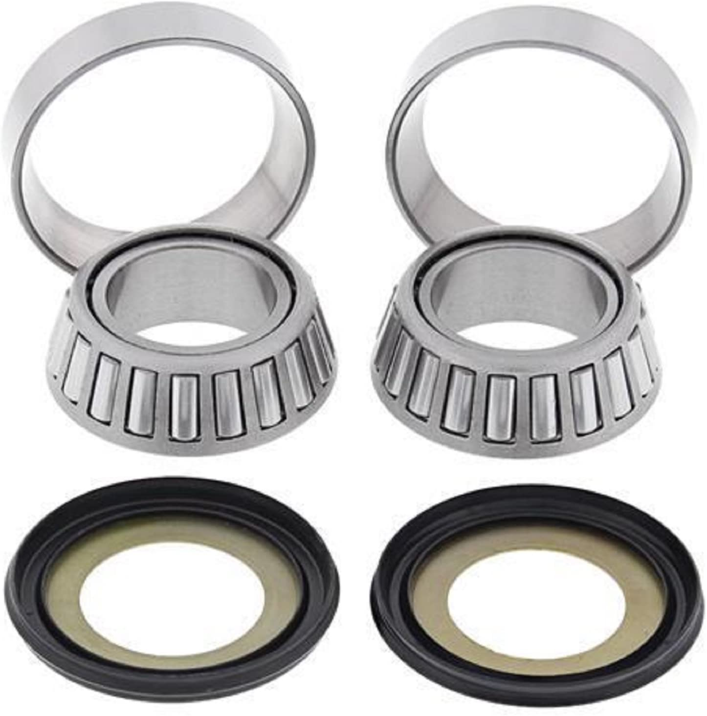 Manufacturer: ALL BALLS VPN: 22-1004-AD STEERING BEARING KIT Part Number: AB221004-AD Condition: New