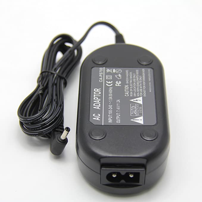 530 HS 1100 HS IXY 1 ELPH 510 HS 520 HS Glorich ACK-DC70 replacement AC Power Adapter // Charger kit for Canon PowerShot N IXY 50S Digital Cameras 500 HS SD4500 IS IXUS 1000 HS