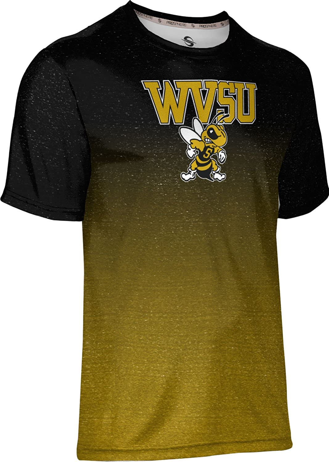 ProSphere West Virginia State University Boys Performance T-Shirt Ombre