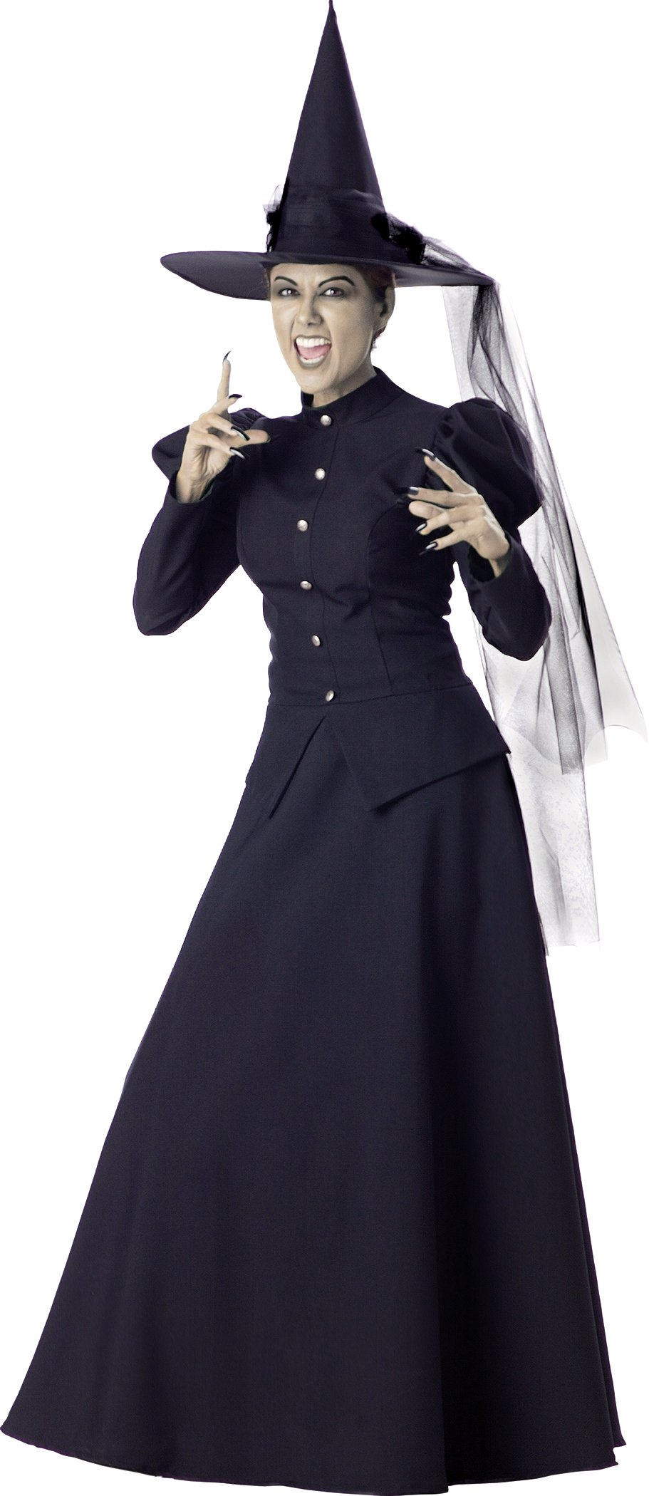InCharacter Women's Witch Costume, X-Large