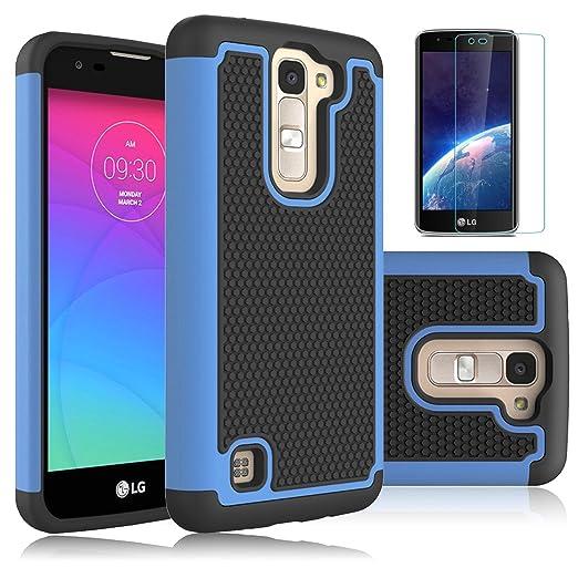 10 opinioni per LG K8custodia, LG Escape 3custodia, LG Phoenix 2custodia, Colel ibrido