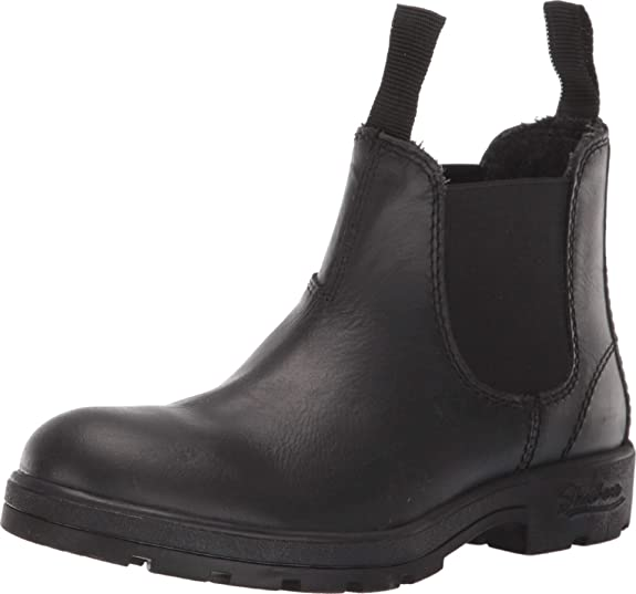 Waterproof Leather Chelsea Boot with
