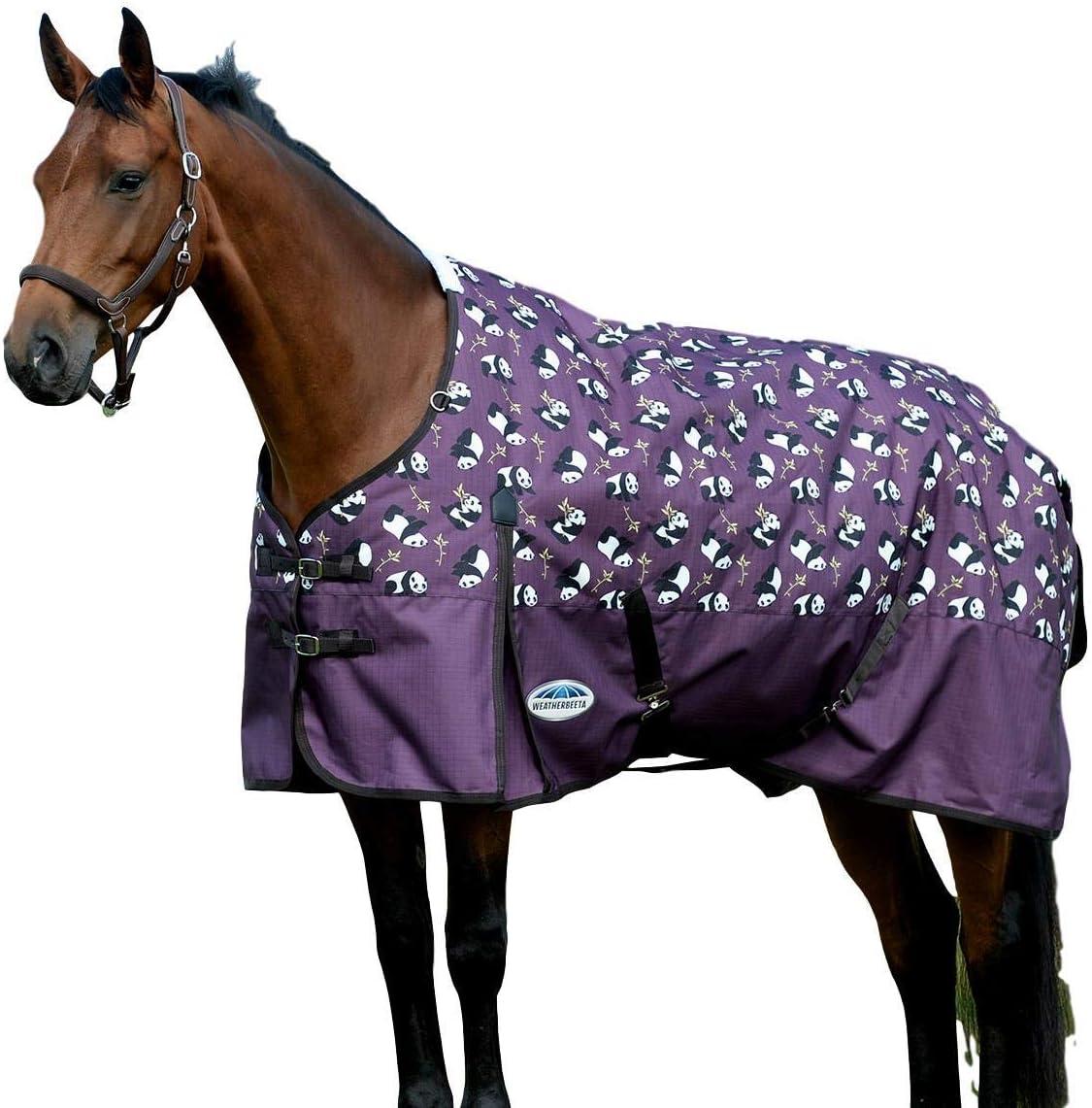 Weatherbeeta Comfitec Essential Midweight Horse Turnout Blanket Standard Neck