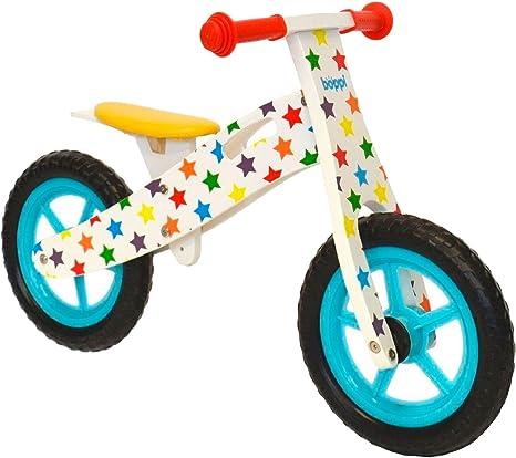 boppi® Bici sin Pedales de Madera para niños de 2-5 años ...