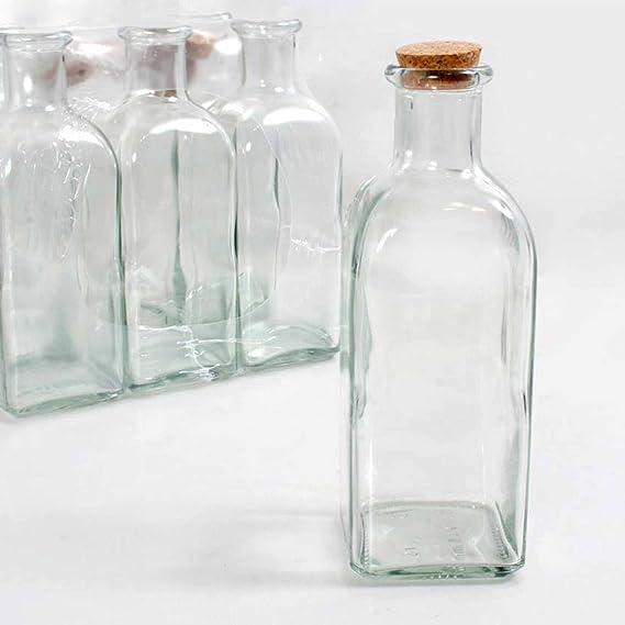 MEDITERRANEO - Botella Cristal Frasca Mediterraneo 500 Ml: Amazon.es: Bricolaje y herramientas