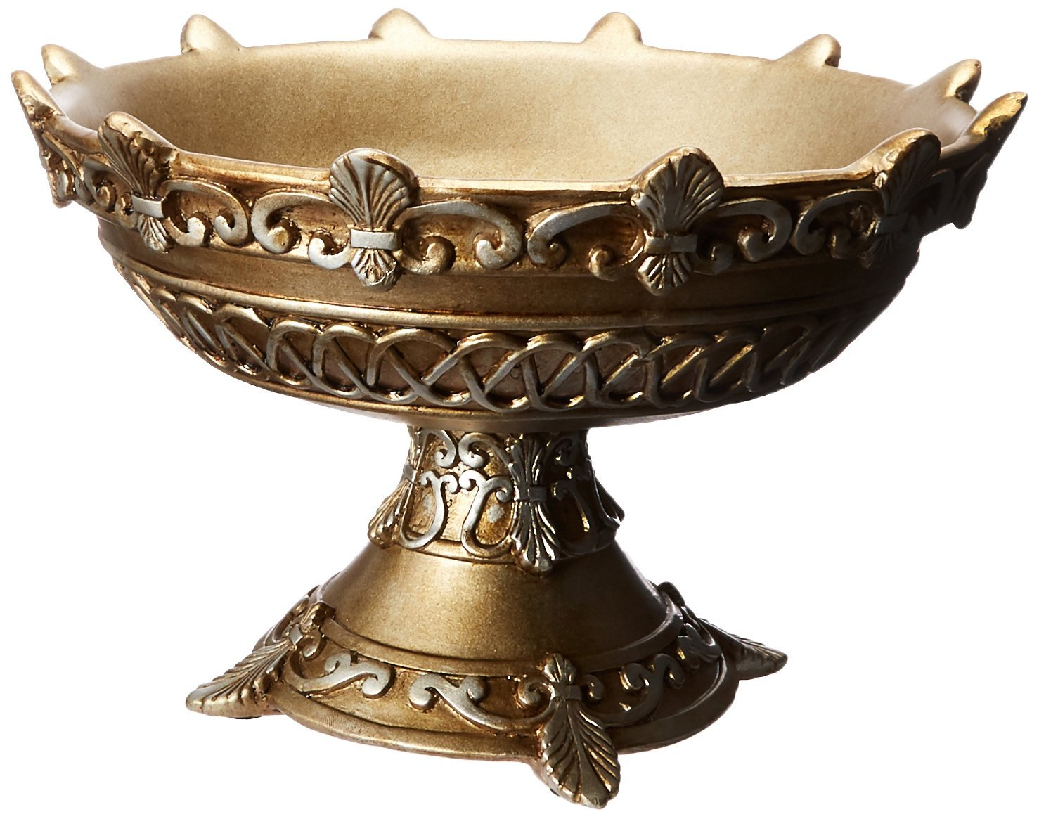 Design Toscano PD80980 King Arthur's Vessel of Avalon Centrepiece Bowl