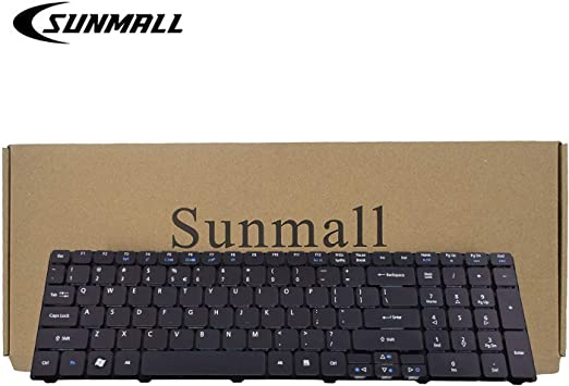 Original For Acer NSK-ALC1D 9Z.N1H82.C1D PK130C92A00 NSK-AL11D English Keyboard