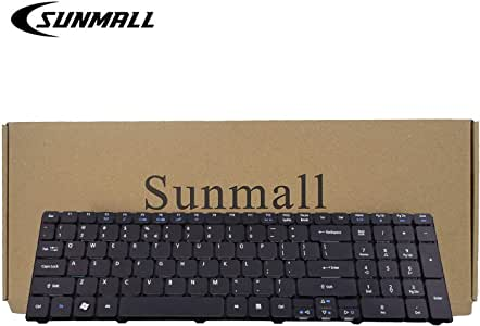 Laptop US Layout Keyboard for Acer Aspire 5242 5236 5253 5250 5251 5252