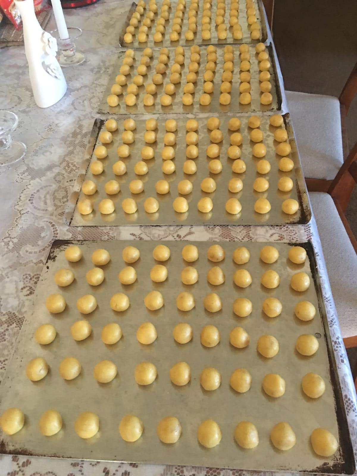 Nastar (Indonesian Style Pineapple Tart) - 32oz (Pack of 8) by Orange Grocer (Image #1)