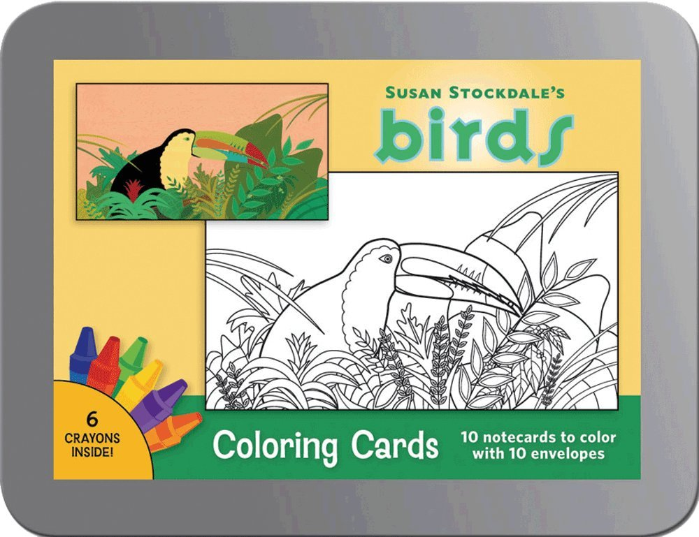 Susan Stockdale's Birds PDF