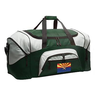 Arizona Duffle Bag Arizona Flag Gym Bag Large