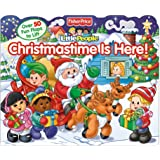 Christmastime Is Here! (Fisher-Price Little People (Reader's Digest Children's))