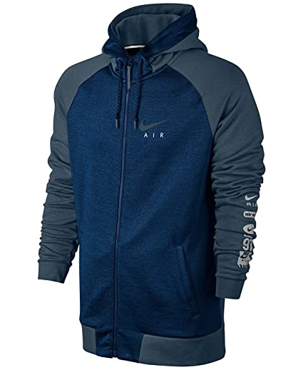 e5a387c04555 Nike Mens M NSW Hoodie FZ AIR MAX 861580 at Amazon Men s Clothing store