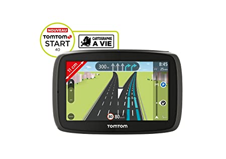 Tomtom Australia Map 915.Tomtom Start 40 Eu Satellite Navigation System