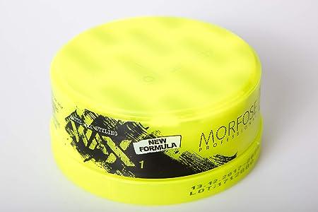 Morfose New Generation Matte Wax Styling 150ml Nr.1 Extra Strong Hold Matt Haar Wax Haarwachs Mat Hair Styling Wax Messed Up