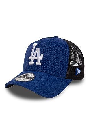 Casquette pour Enfant Dodgers Trucker New Era casquette casquette MLB  (Youth (52-56 d670d1ec1ac1