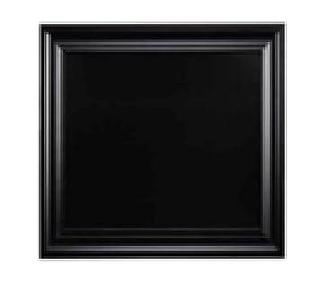 Amazoncom Linon Amx 3024chblk 1 Chalkboard With Black Frame 24 By