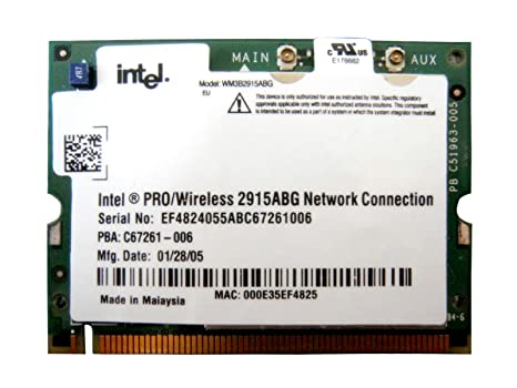 INTEL ABG 2915 WINDOWS 8 DRIVERS DOWNLOAD (2019)