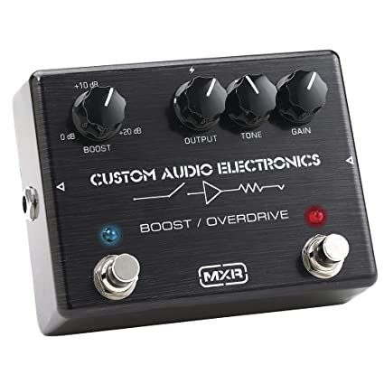Dunlop Mc-402 custom audio electronics Boost/overdrive Boost/overdrive