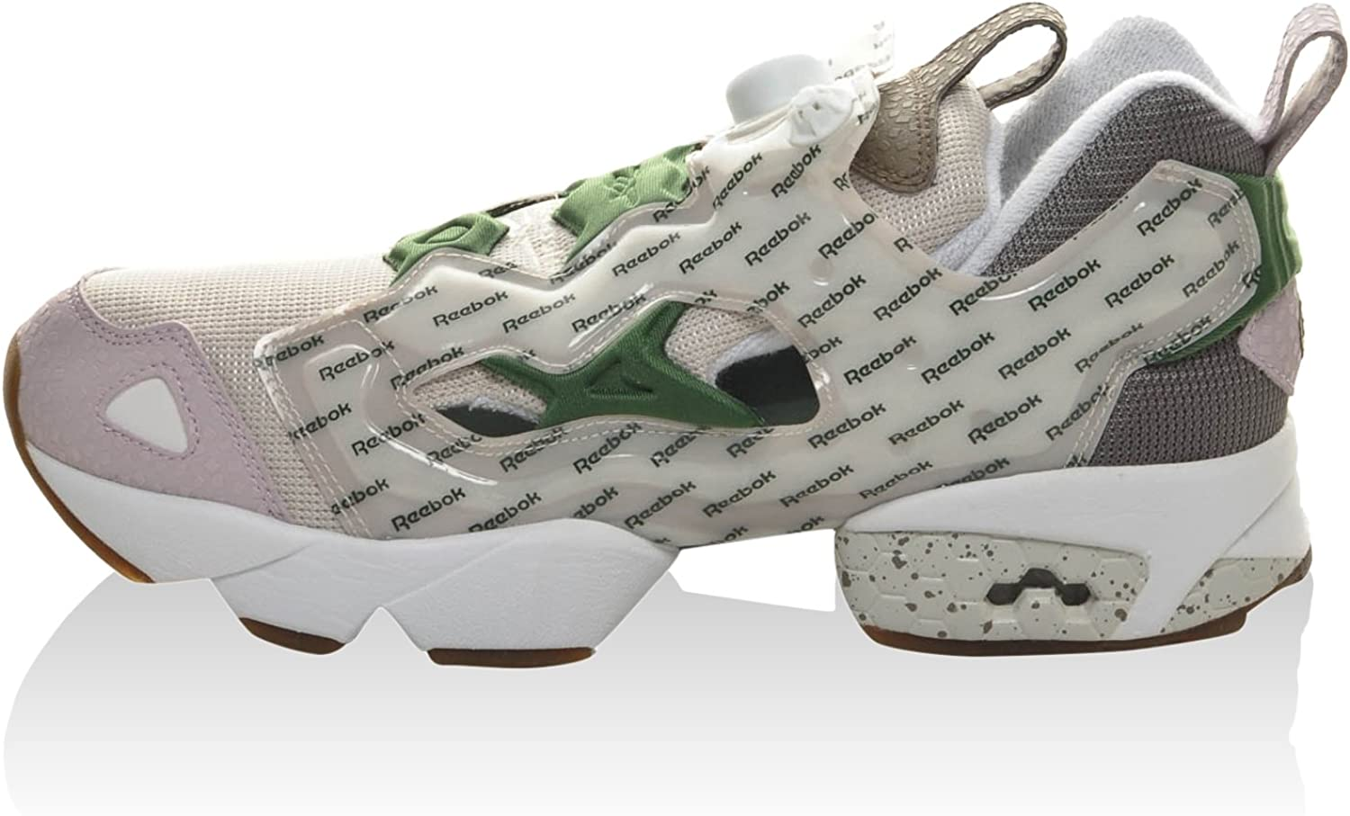 REEBOK Zapatillas GS Pump Fury Multicolor EU 39 (US 7): Amazon.es: Zapatos y complementos