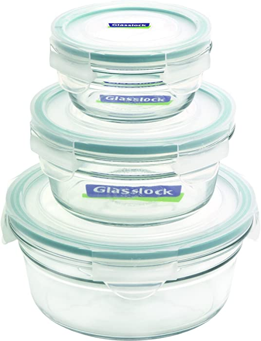 Top 9 Glasslock Food Storage Containers Round