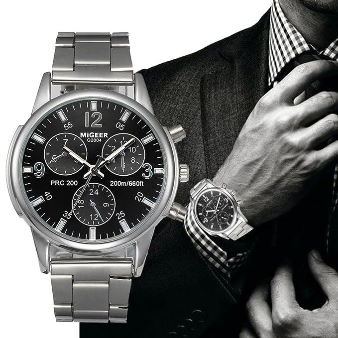 Amazon.com: shubuy relojes de pulsera, venta caliente moda ...