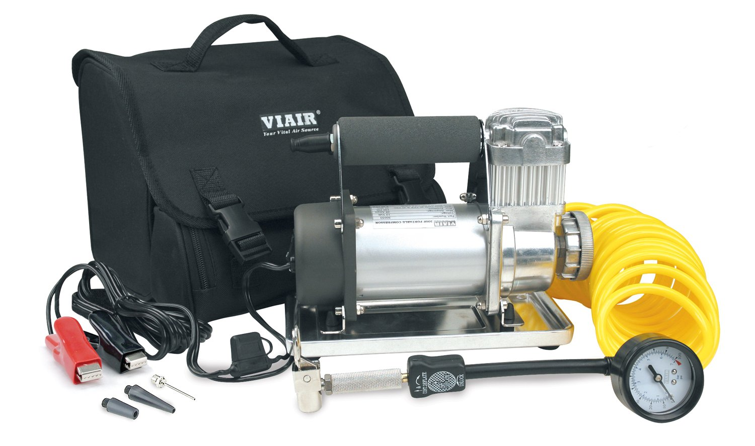 10. Viair 300P portable hand held Air Compressor