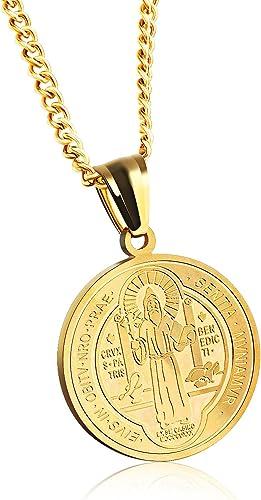 Benedict Medal Pendant St