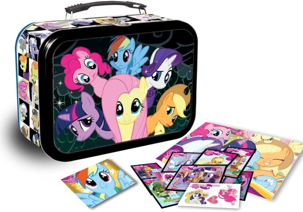 MLP My Little Pony Collectible Tin Lunchbox With Pinkie Pie And Friends!!!!!!