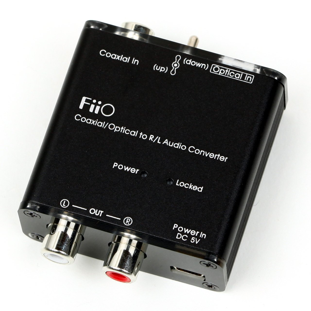 FiiO D3 Digital to Analog Audio Converter 並行輸入   B005PWPUW6