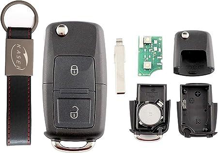 Schlüssel Fernbedienung Für Volkswagen Mit Elektronik