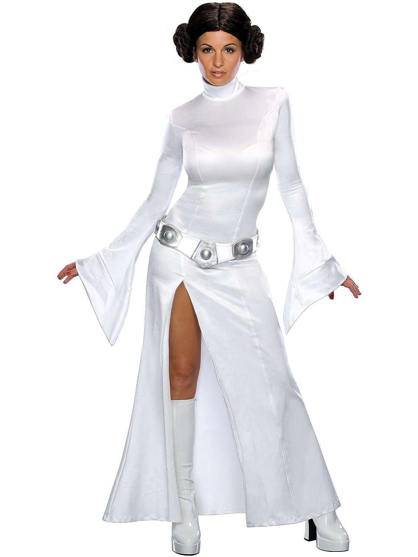 Prinzessin Leia Kostüm für Damen Star Wars - Größe S