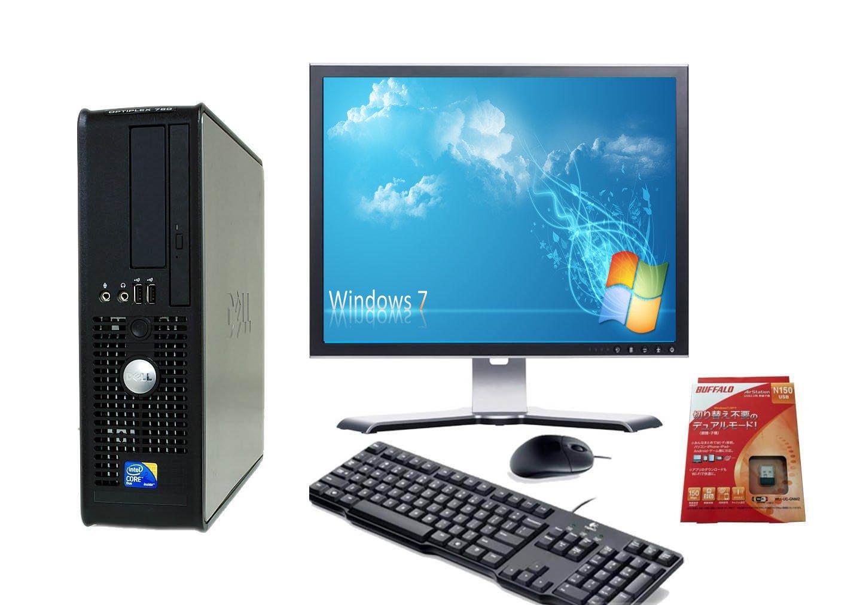 【お得】 Office2016 SFF DELL 780 HDD:250GB 『Core2 SFF 『Core2 @2.93GHz/大容量メモリ:8GB HDD:250GB DVD Windows7 Pro 64bit DtoD領域あり』 (20インチ液晶セット) B01L1HMJ0O, タイシンムラ:54262b83 --- arianechie.dominiotemporario.com