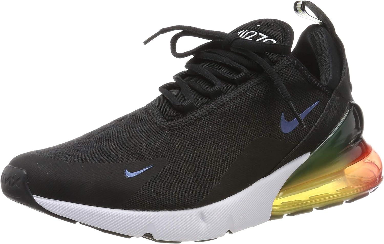 Amazon.com: Nike Men's Air Max 270 SE Lifestyle Sneakers (13 ...
