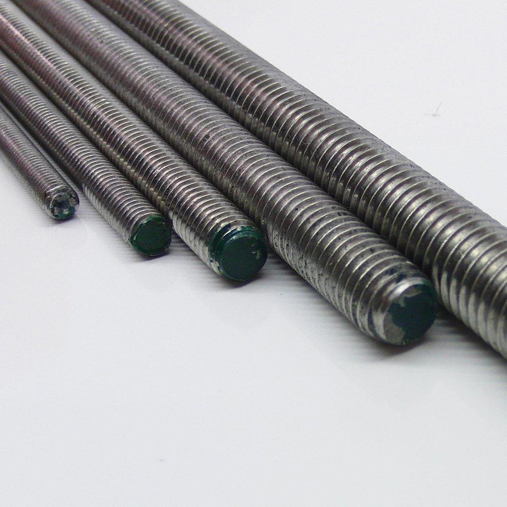 1 A2 fileté dIN 976 v2 1000 x 5 m en acier inoxydable v2A dely-trade Verbindungselemente